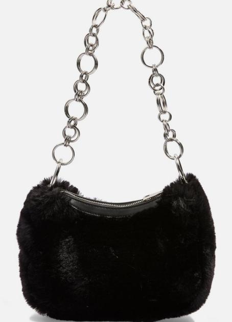 af8256ede3ef Screen Shot 2018-10-04 at 18.41.18. So, this is the faux fur chain shoulder  bag ...